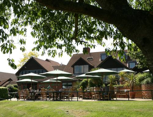 Barnham Broom Hotel, Golf & Spa Cover Picture