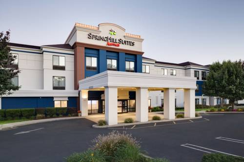 SpringHill Suites Milford Cover Picture