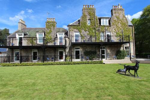 Loch Kinord Hotel Cover Picture