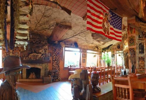 Restaurant a penzion Steak Station Cover Picture