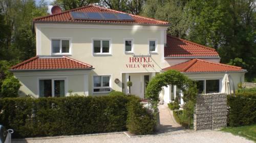 Hotel Villa Rosa Cover Picture