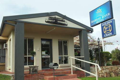 Murray River Motel Cover Picture