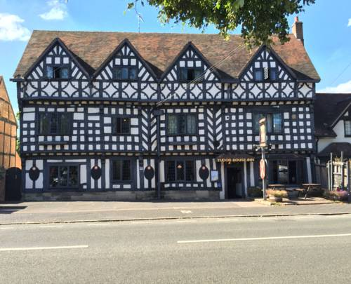 The Tudor House Hotel Cover Picture