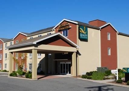 Quality Inn & Suites Meriden Cover Picture