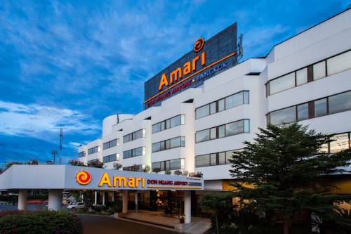 Amari Don Muang Airport Cover Picture