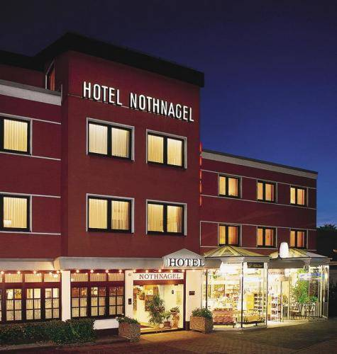 Hotel Café Nothnagel Cover Picture