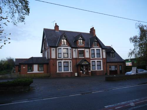 Rowton Court Hotel Cover Picture