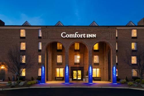 Comfort Inn & Suites Philadelphia Premium Outlets Area Cover Picture