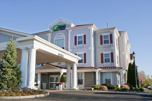 Holiday Inn Express Hotel & Suites Amherst-Hadley Cover Picture