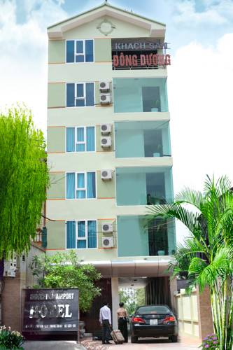 Indochina Airport Hotel Cover Picture