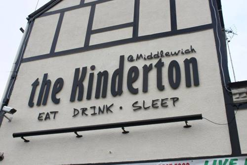 Kinderton House Hotel Cover Picture