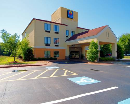 Comfort Inn Fayetteville Cover Picture