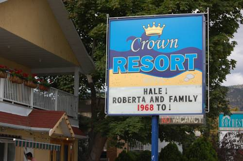 Crown Resort Motel Cover Picture