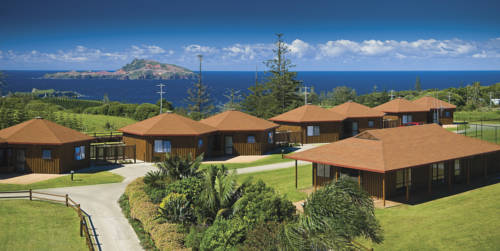 Ocean Breeze Cottages Cover Picture