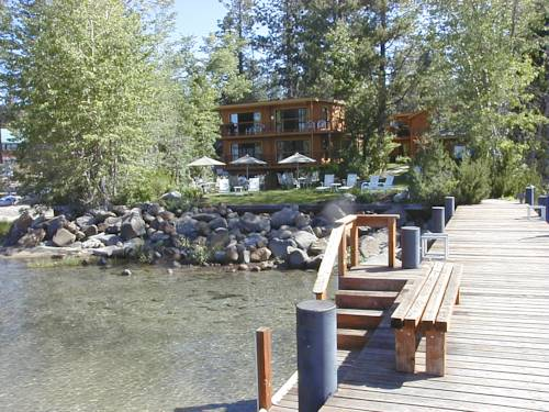 Shore House at Lake Tahoe Cover Picture