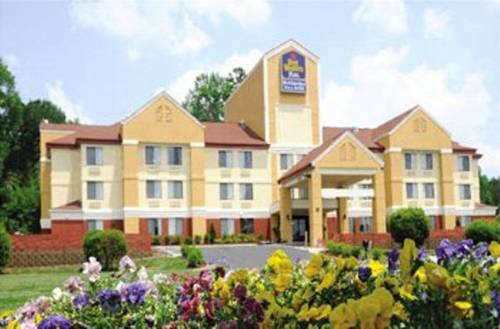 Best Western Plus Huntersville Cover Picture