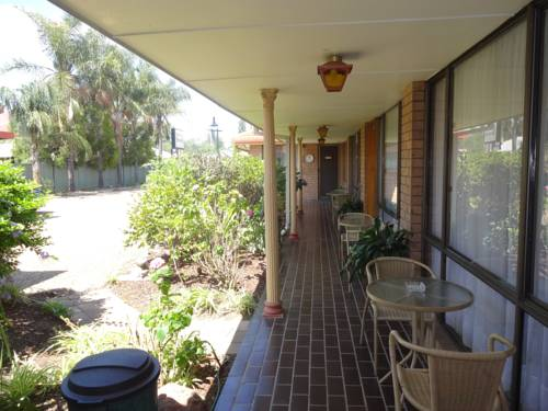 Muswellbrook Motor Inn Cover Picture