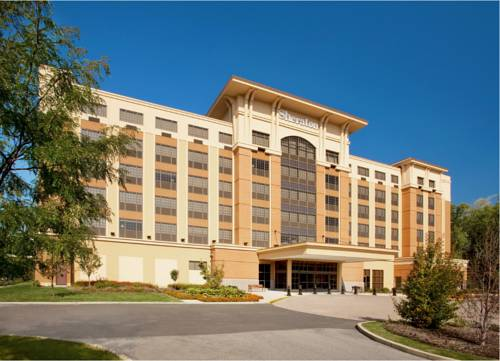 Sheraton Tarrytown Hotel Cover Picture