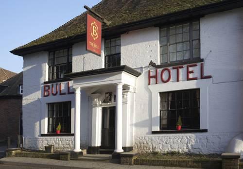 The Bull Hotel Maidstone/Sevenoaks Cover Picture