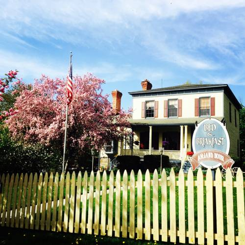 The Borland House Inn Cover Picture