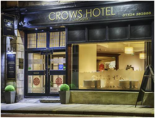 Crows Hotel Cover Picture