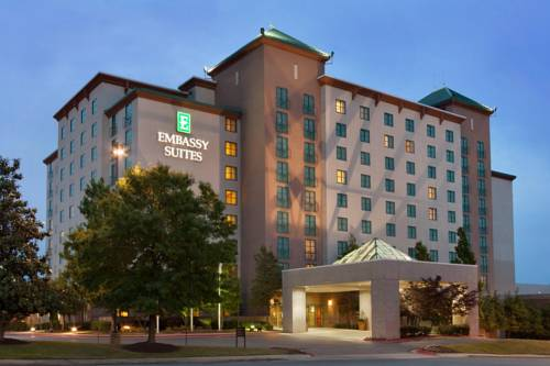 Embassy Suites Little Rock Cover Picture