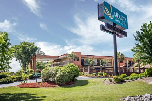 Quality Inn & Suites Aiken Cover Picture