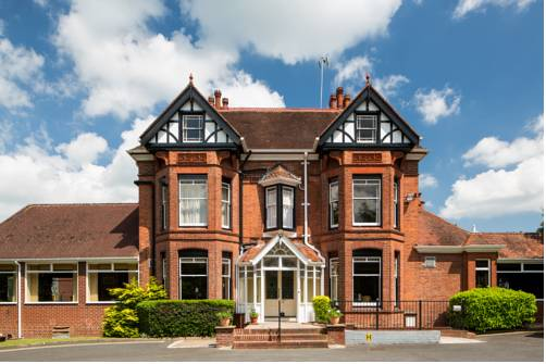Mercure Kidderminster Hotel Cover Picture