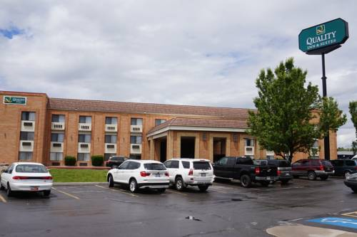 Quality Inn & Suites Murray – Salt Lake City South Cover Picture