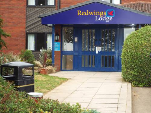 Redwings Lodge Rutland Cover Picture