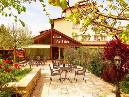 Hotel des 3 Iles Cover Picture