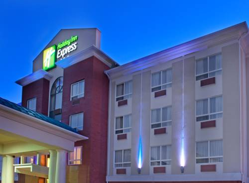 Holiday Inn Express Hotel & Suites Edson Cover Picture