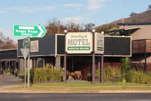 Gundagai Motel Cover Picture