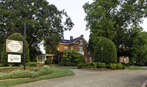 Church Point Manor Bed and Breakfast Cover Picture