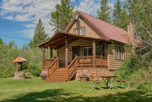 Grandma's Cabin Cover Picture