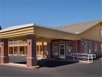 Days Inn Ukiah/Gateway to Redwoods Wine Country Cover Picture