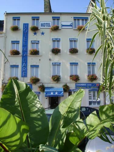 Hôtel de la Gare Cover Picture