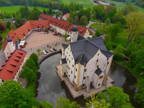 Schlosshotel Klaffenbach Cover Picture