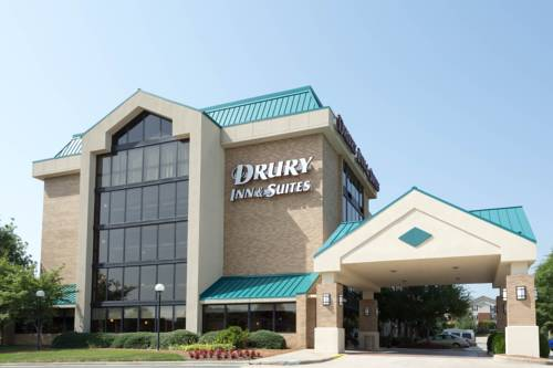 Drury Inn & Suites Charlotte University Place Cover Picture