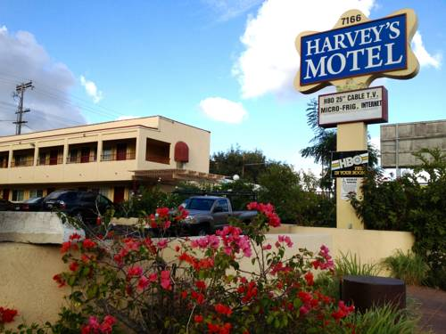 Harvey's Motel Cover Picture
