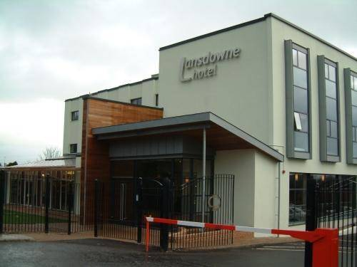 Lansdowne Hotel Cover Picture