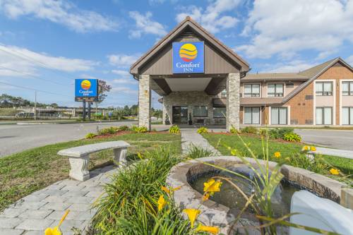 Comfort Inn Barrie Cover Picture