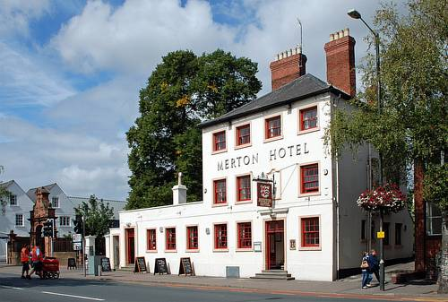 The Merton Hotel Cover Picture