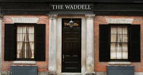The Waddell Cover Picture