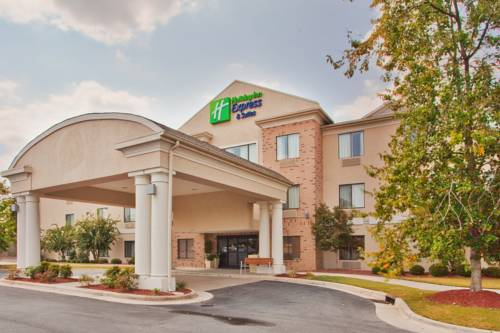 Holiday Inn Express Hotel & Suites Kinston Cover Picture