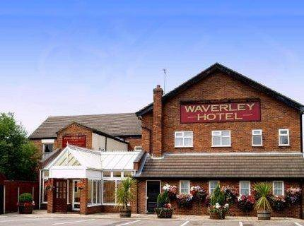 The Waverley Hotel Cover Picture