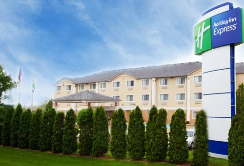 Holiday Inn Express Kendallville Cover Picture