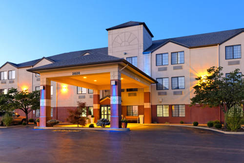 Holiday Inn Express Henderson Cover Picture