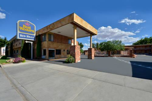 Best Western Red Hills Cover Picture