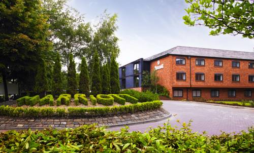 Manchester Airport Marriott Hotel Cover Picture